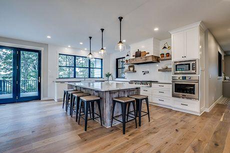 Kitchens & Islands :: Tischler Wood